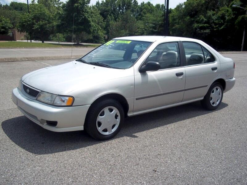 Nissan Sentra GXE 1998
