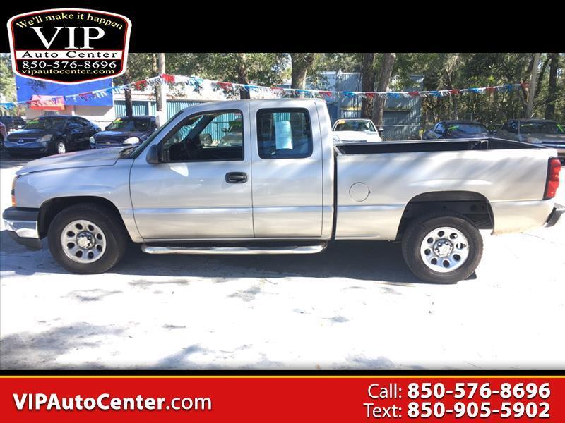 2006 Chevrolet Silverado 1500 Work Truck Ext. Cab Long Bed 2WD