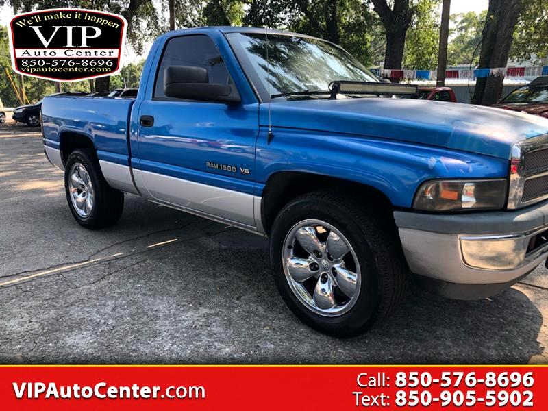 Dodge Ram 1500 WS Reg. Cab Short Bed 2WD 2001