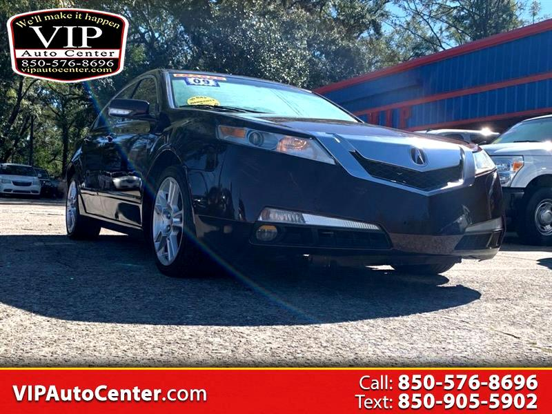 Acura TL 5-Speed AT with Tech Package 2009