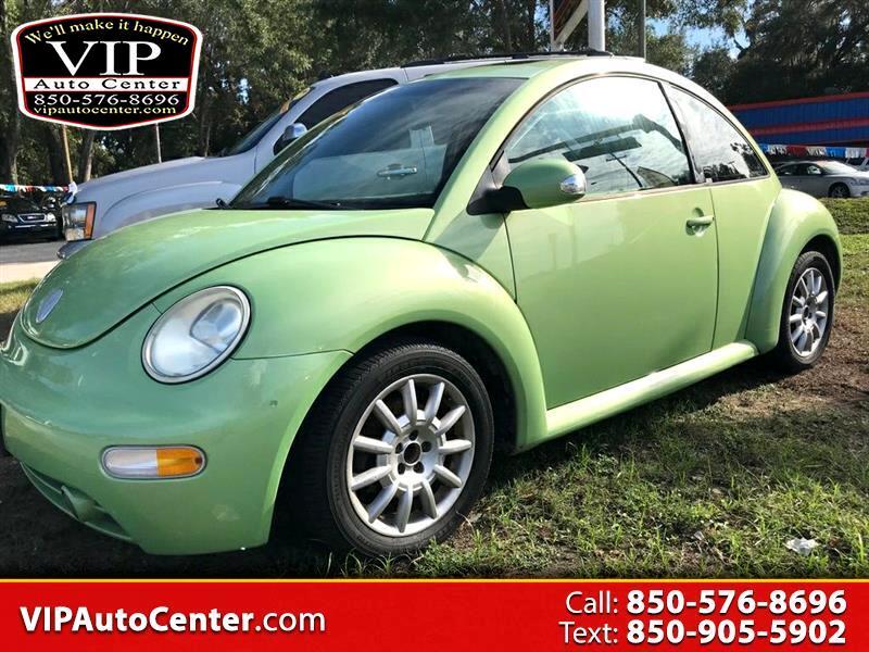 Volkswagen New Beetle  2005