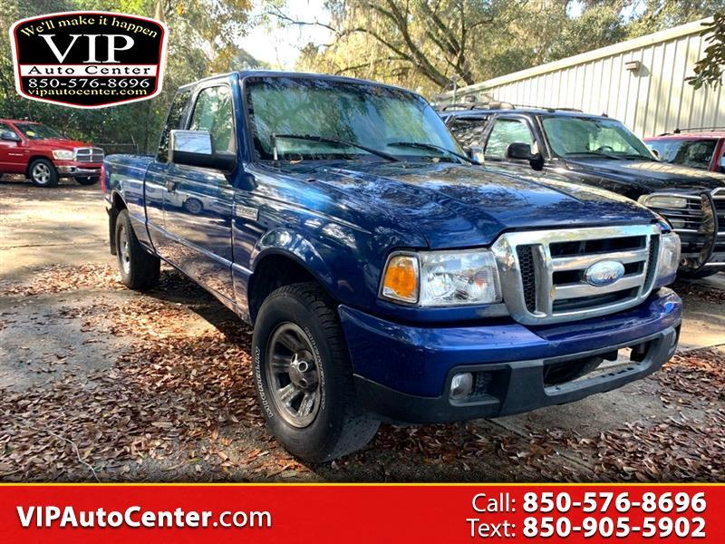 Ford Ranger XLT SuperCab 4 Door 2WD 2007
