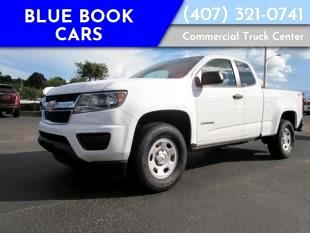 2017 Chevrolet Colorado 2WD Ext Cab Work Truck