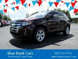 2011 Ford EDGE SEL SEL LEATHER