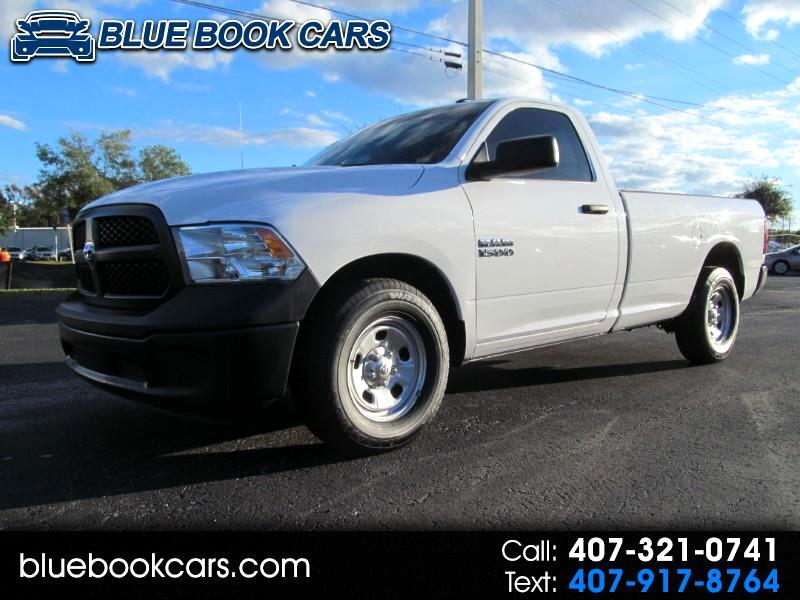 2016 RAM 1500 Tradesman Regular Cab LWB 2WD