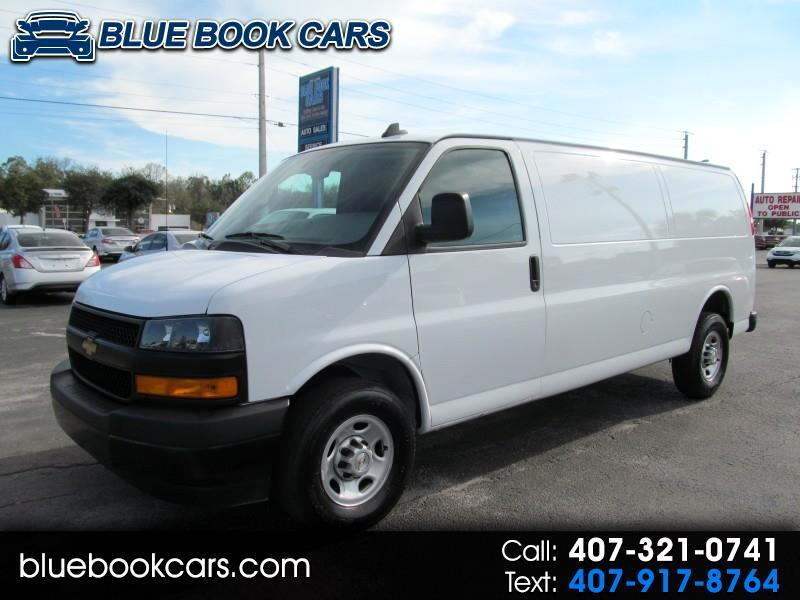 2018 Chevrolet Express 2500 Cargo Extended