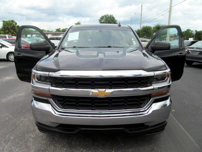 2017 Chevrolet Silverado 1500 1LT Regular Cab Long Box 2WD