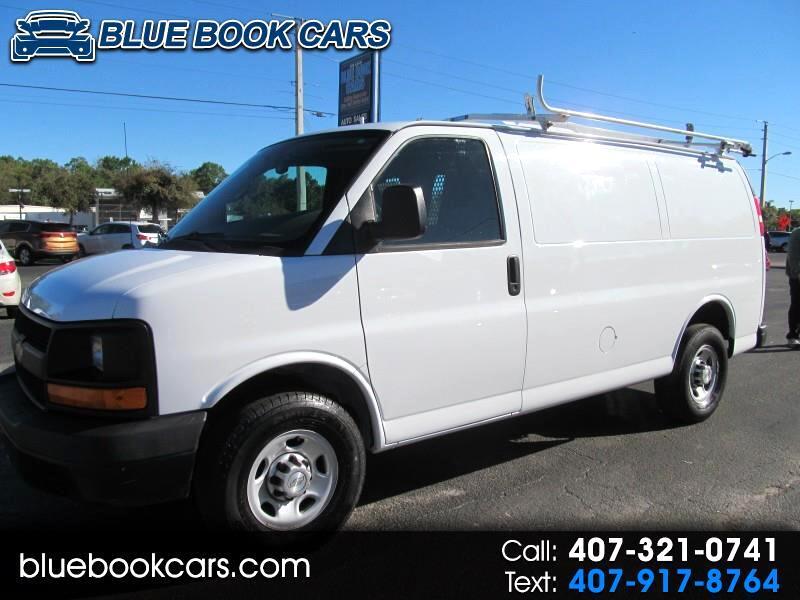 2015 Chevrolet Express 2500 Cargo FFV