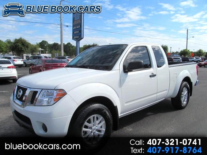 2017 Nissan Frontier 2WD King Cab V6 Auto SV