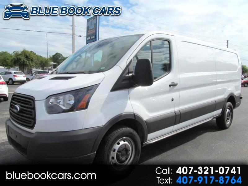 2018 Ford Transit 250 Van Low Roof 60/40 Pass. 148-in. WB