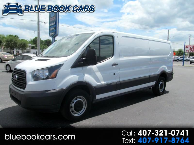 2018 Ford Transit 250 Van Low Roof w/Sliding Pass. 148-in. WB