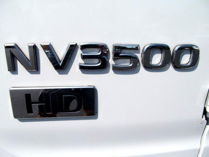 2013 Nissan NV Cargo 3500 HD SV High Roof