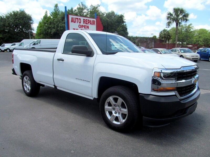2017 Chevrolet Silverado 1500 Work Truck Long Box 2WD
