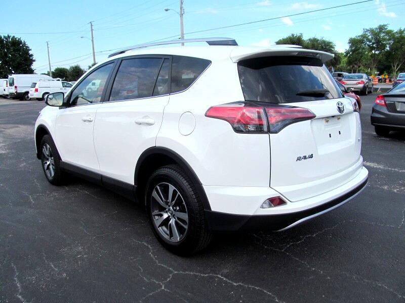 2016 Toyota RAV4 XLE FWD