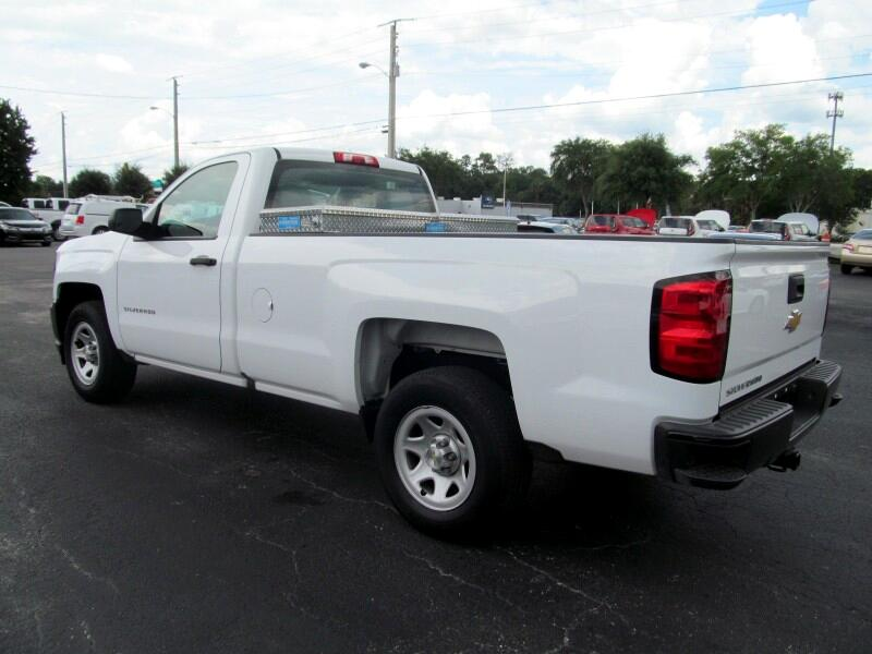 2016 Chevrolet Silverado 1500 1LT Crew Cab Long Box 2WD