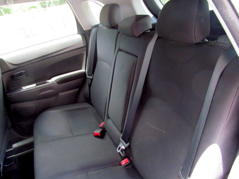 2015 Mitsubishi Outlander Sport ES AWD
