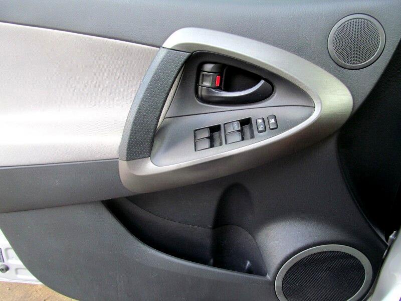 2011 Toyota RAV4 Base I4 2WD