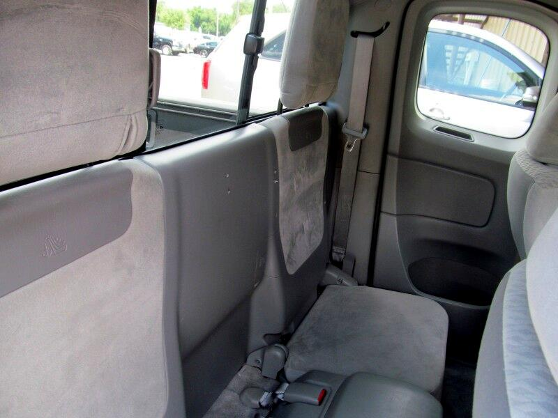2011 Toyota Tacoma Access Cab 2WD