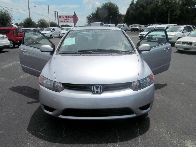 2008 Honda Civic LX Coupe AT