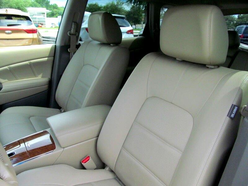 2014 Nissan Murano FWD 4dr Platinum
