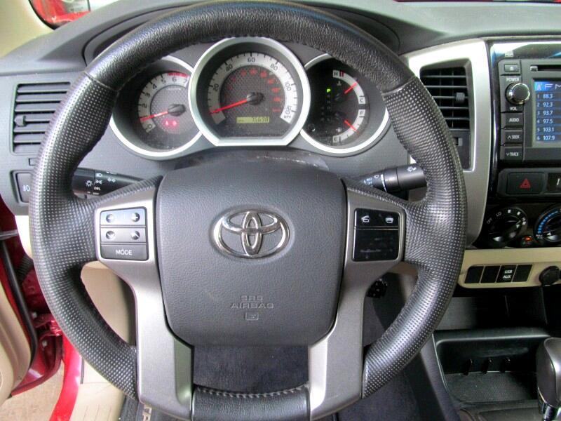 2013 Toyota Tacoma PreRunner Double Cab V6 Auto 2WD