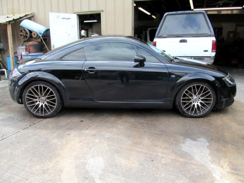 2000 Audi TT Coupe