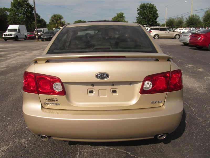 2007 Kia Optima EX V6