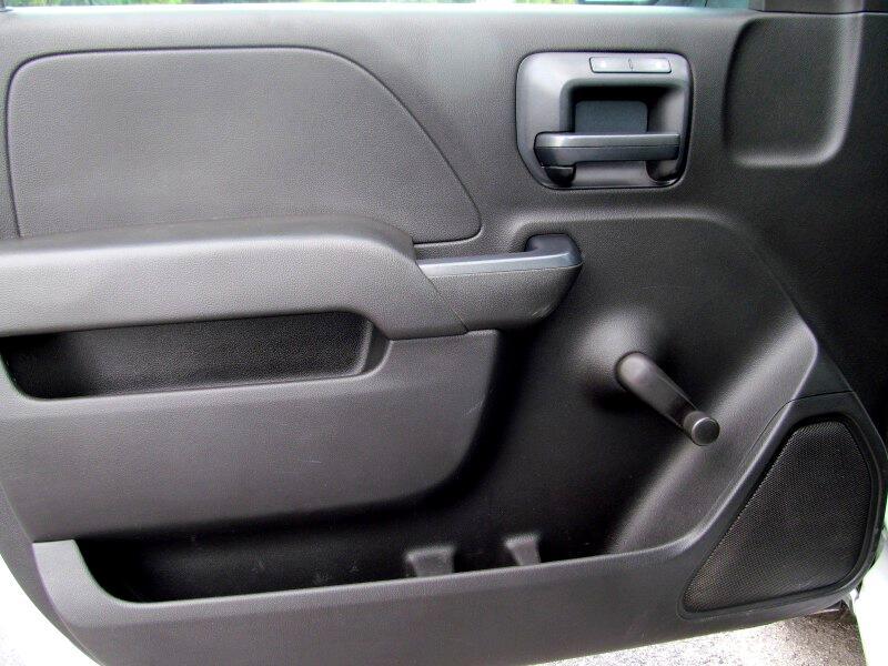 2015 Chevrolet Silverado 1500 Work Truck Long Box 2WD