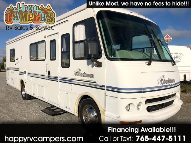 2001 Coachmen Pathfinder MIRADA SERIES 30QB