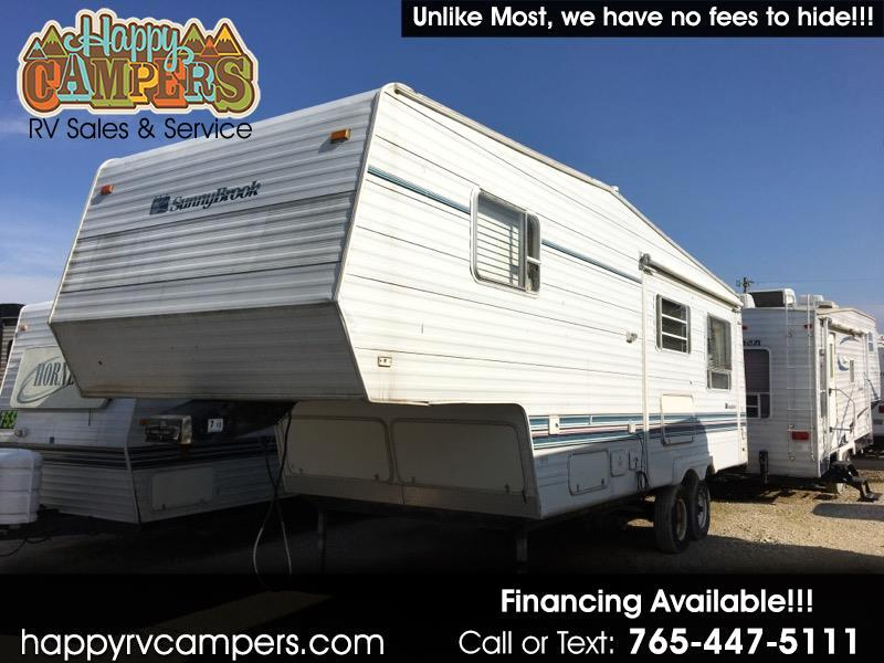1998 SunnyBrook RV Mobile Scout M-27RKF