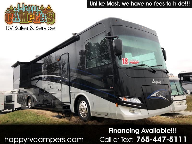 2018 Forest River Forest River Legacy M-38C