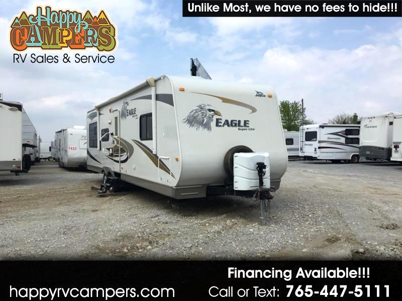 2009 Jayco Eagle Super Lite 308RLS