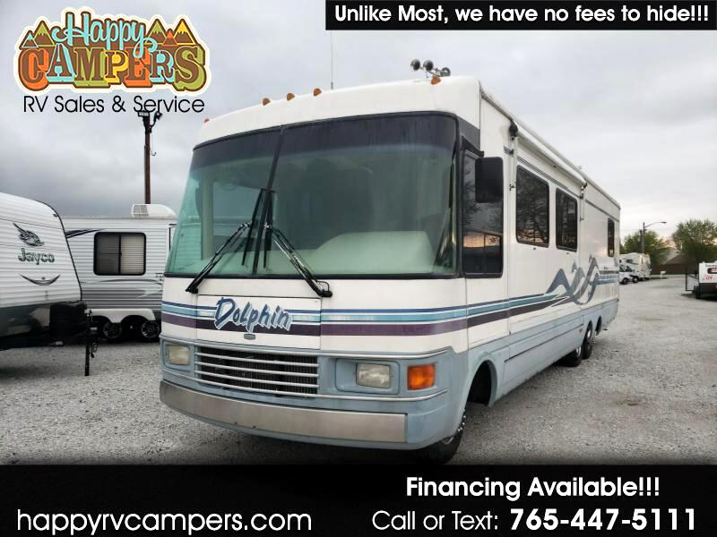 1996 National RV Dolphin M535