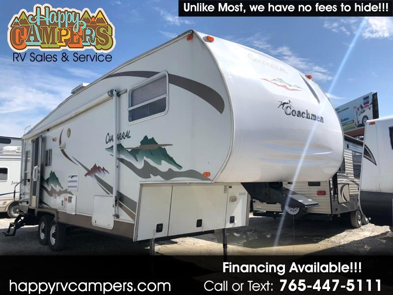 2006 Coachmen Chaparral 276RLS