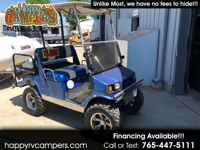 2005 Yamaha Golf Cart Gas
