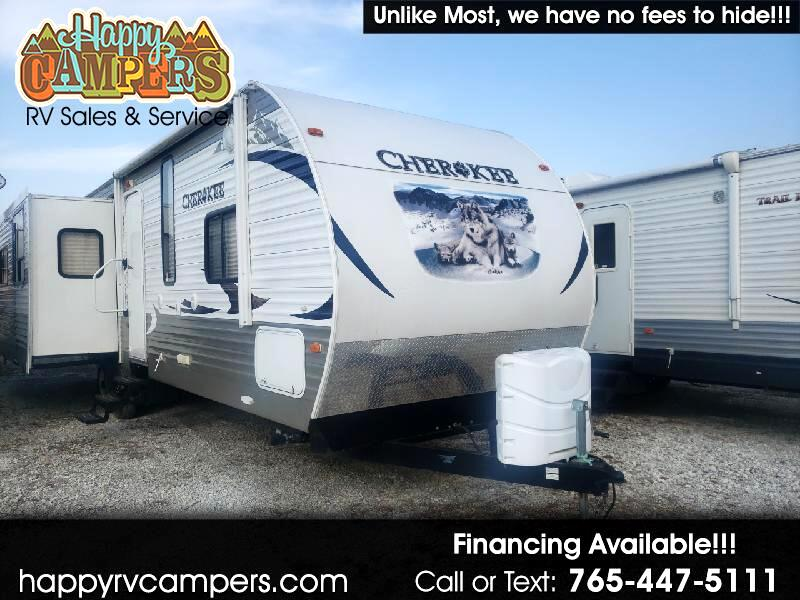 2012 Forest River Cherokee 30DS
