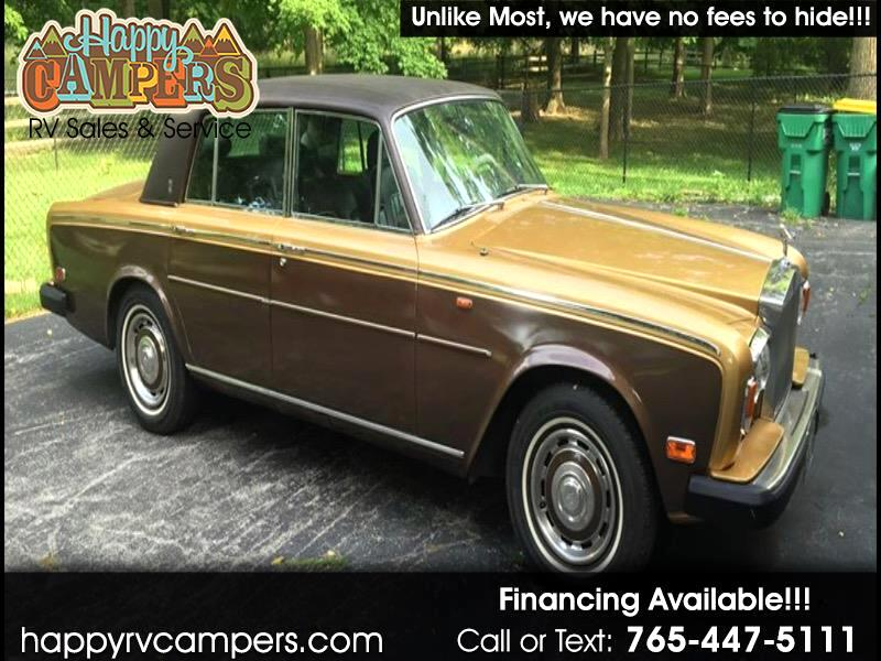 Rolls-Royce Ghost Series II Sedan 1977