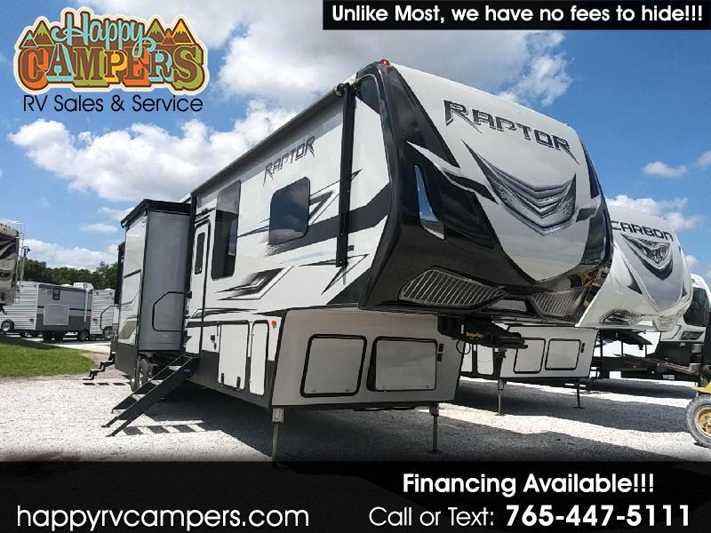 Keystone RV Raptor Toy Hauler  2018