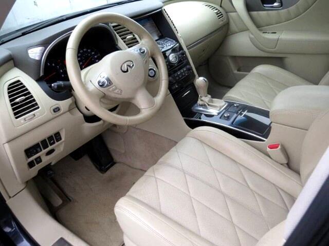 2011 Infiniti FX FX35 AWD