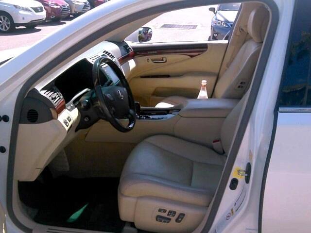 2012 Lexus LS 460 Luxury Sedan AWD
