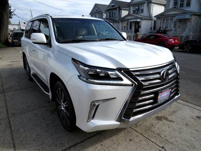2018 Lexus LX 570 Three-Row