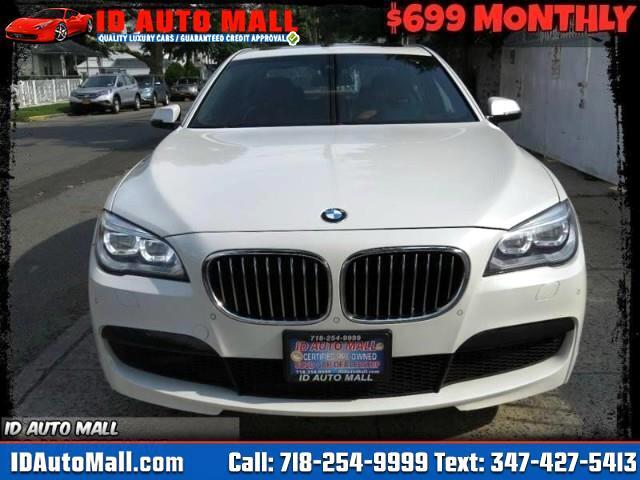 2014 BMW 7-Series 750i