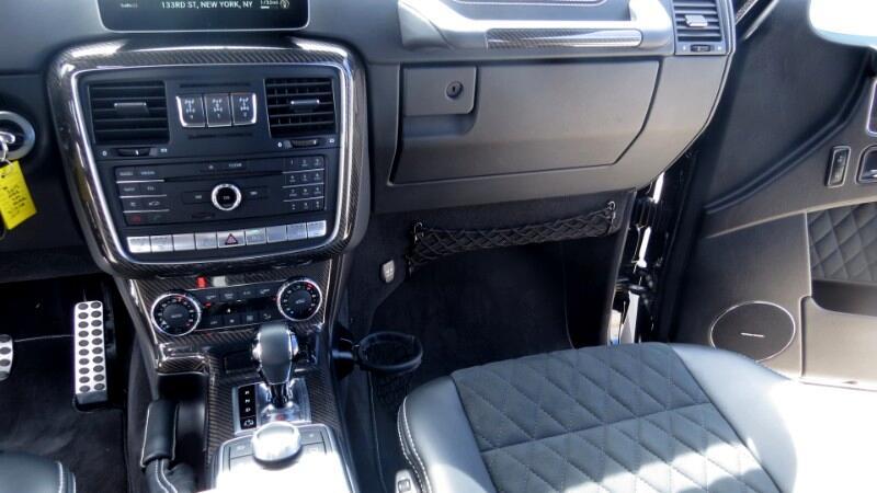 2017 Mercedes-Benz G-Class G 550 4x4 Squared SUV