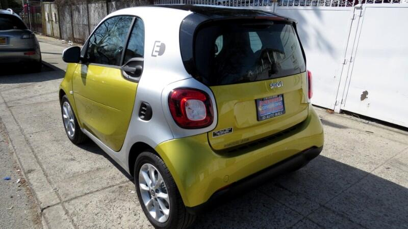 2017 smart Fortwo passion coupe