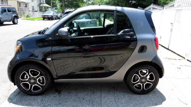 2018 smart Fortwo passion coupe