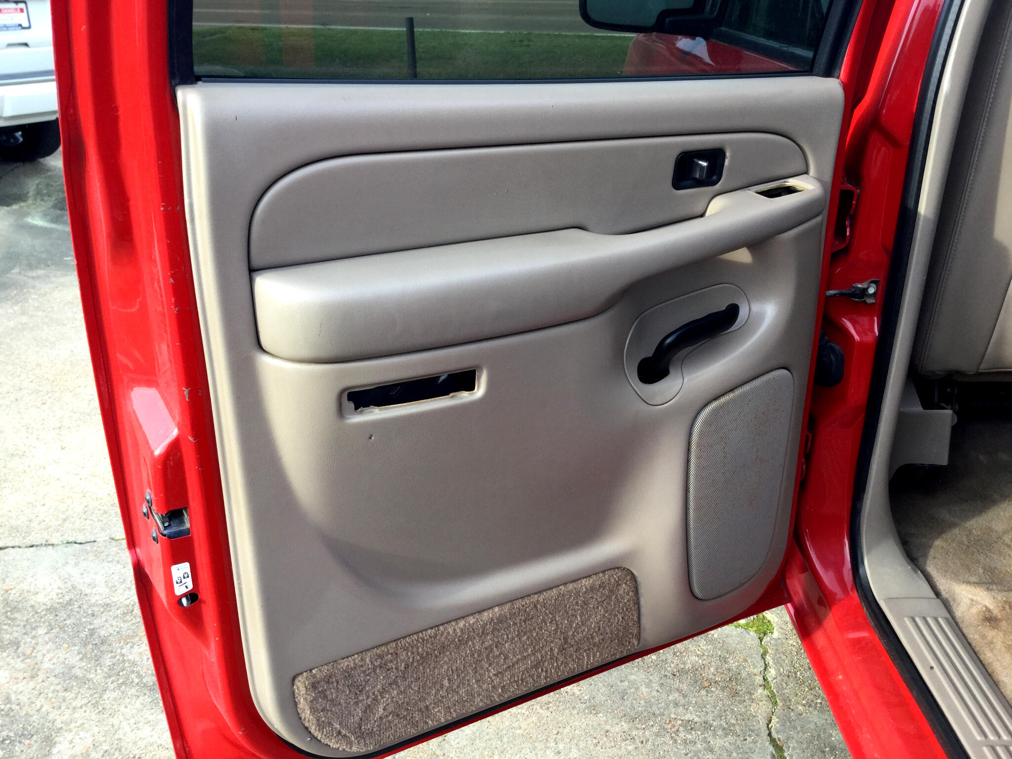 2005 Chevrolet Silverado 1500 Z71 Crew Cab 4WD 5.3l V8