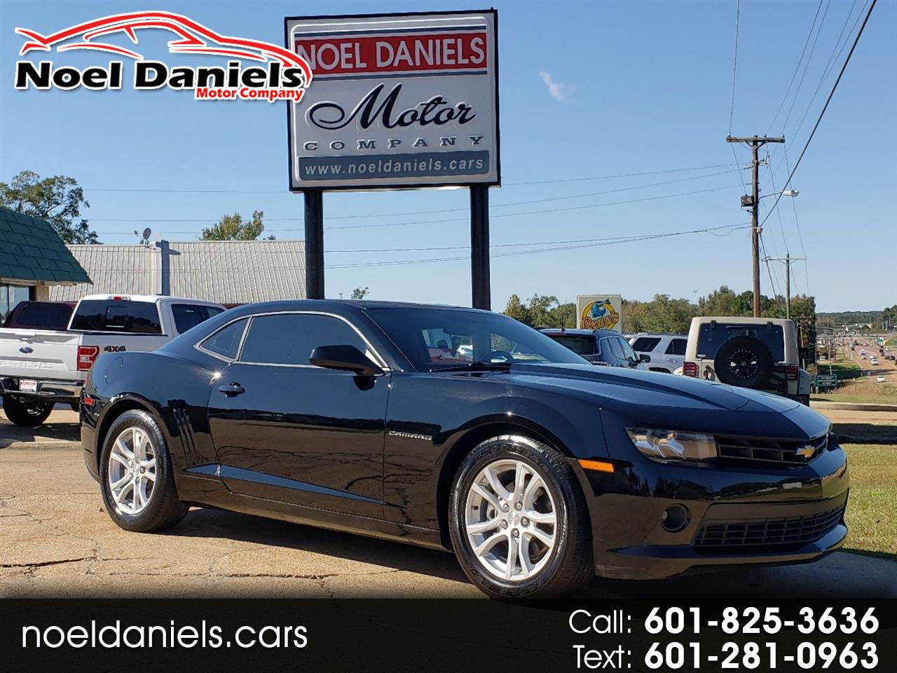 2014 Chevrolet Camaro LT Coupe 2 dr