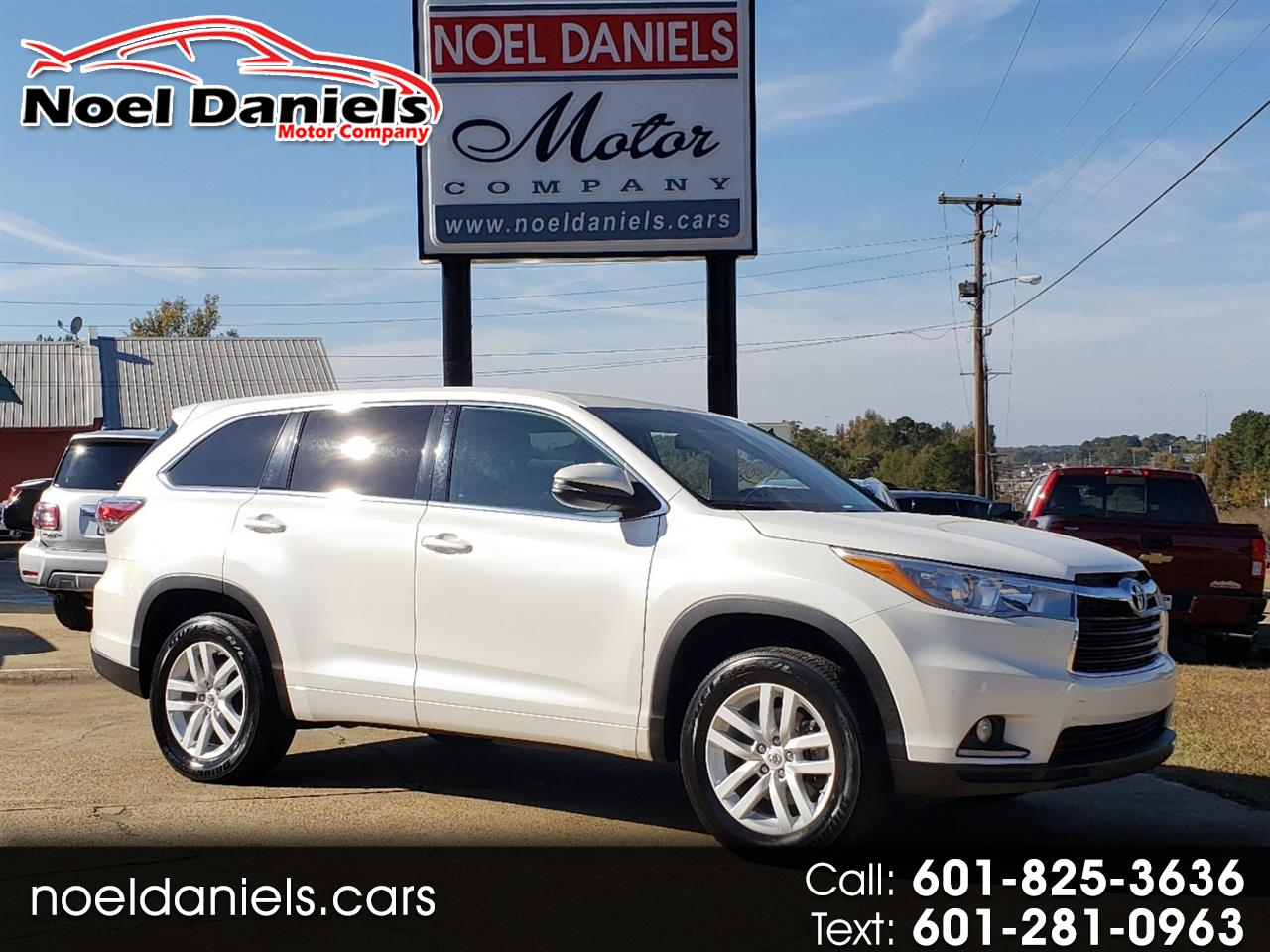 2015 Toyota Highlander FWD 4dr V6 LE Plus (Natl)