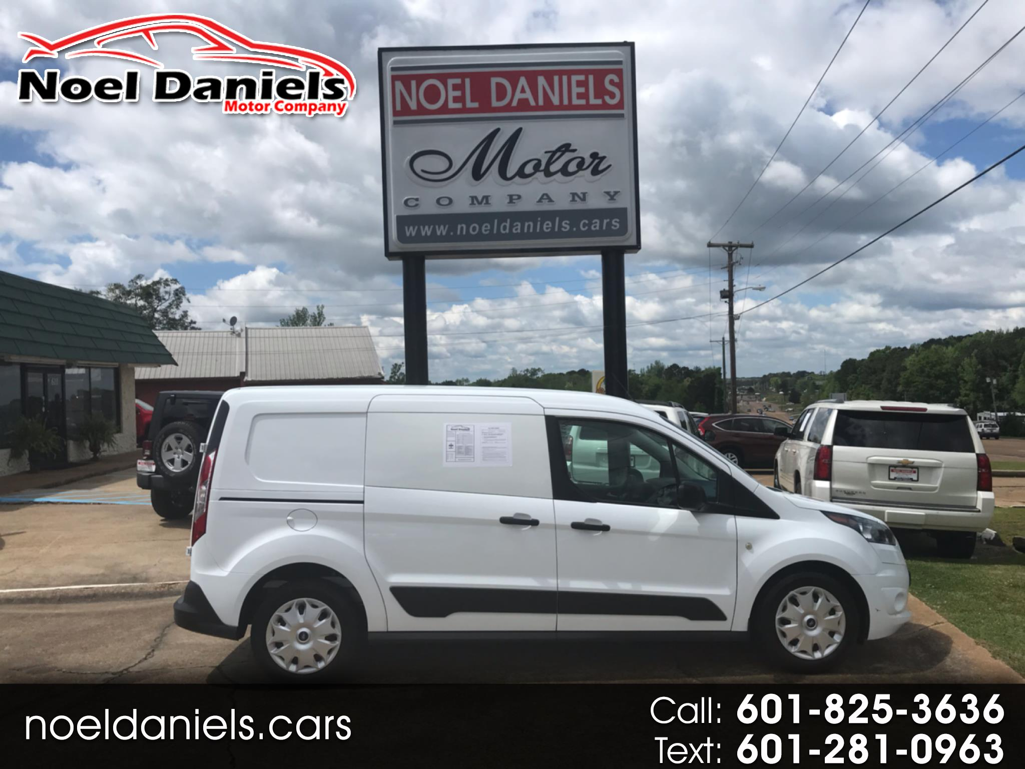 2015 Ford Transit Connect XLT Cargo Mini Van FWD W/Rear Doors