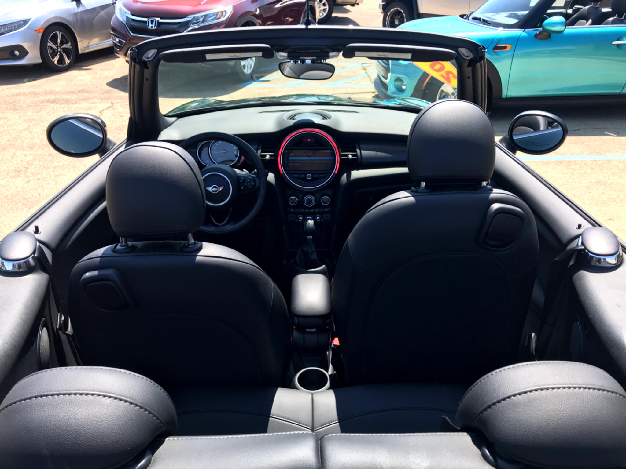 2019 MINI Convertible Cooper FWD